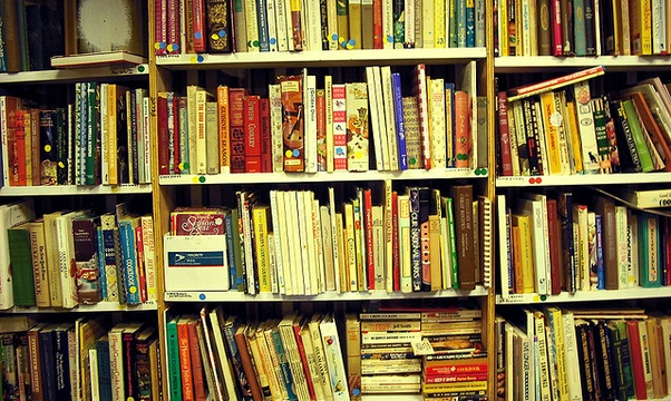 Read 1,000+ Books - Bucket List Ideas