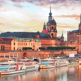 Go to Dresden, Germany - Bucket List Ideas
