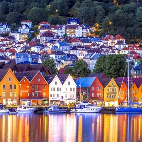 Visit Bergen, Norway - Bucket List Ideas