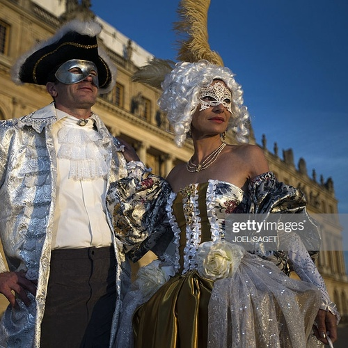 Attend the Grand Masked Ball of  Versailles  ~Paris France - Bucket List Ideas