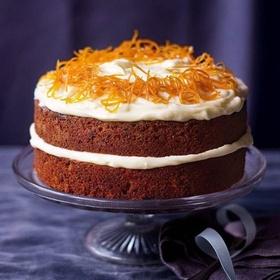 Bake a carrot cake - Bucket List Ideas
