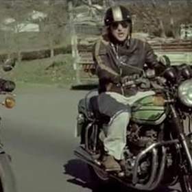 "Have my own ""Easy Rider"" motorcycle journey - Bucket List Ideas"