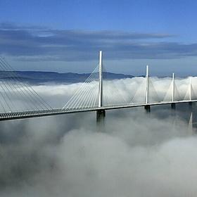 Drive Across Millau Bridge In France - Bucket List Ideas