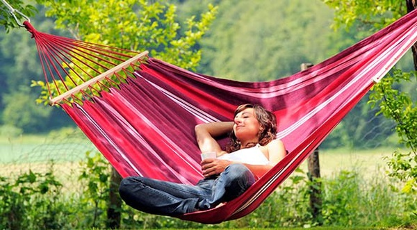 🏨 Sleep in a Hammock - Bucket List Ideas