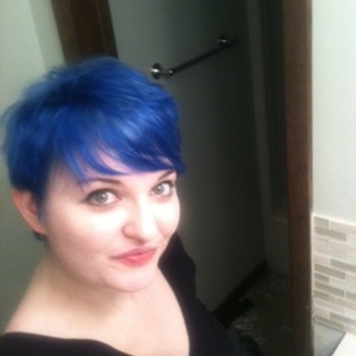 Dye my hair blue - Bucket List Ideas