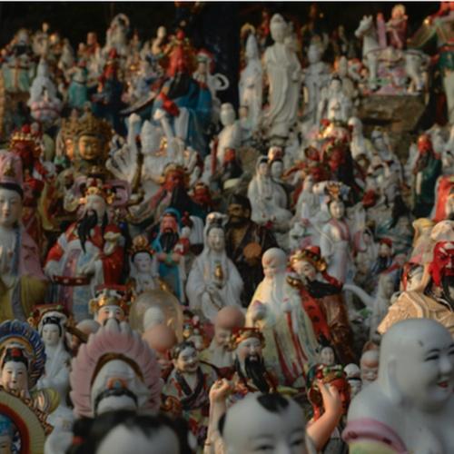Visit a sky full of Gods and Buddhas Hill, HongKong - Bucket List Ideas