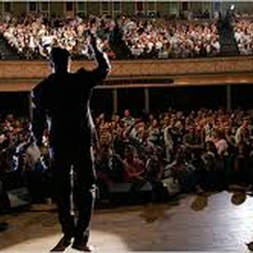 See a live comedy show - Bucket List Ideas