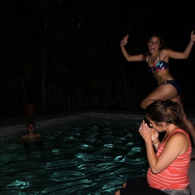 Night Swimming - Bucket List Ideas
