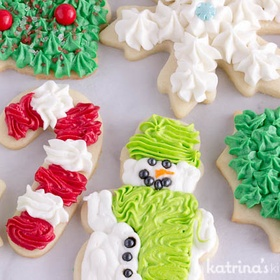 Bake Christmas Cookies with my Kids - Bucket List Ideas
