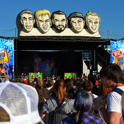 Go to Warped Tour - Bucket List Ideas