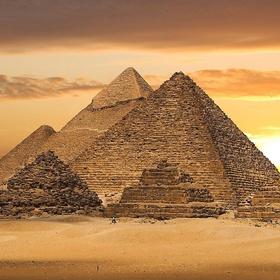 Pyramids of Giza - Bucket List Ideas