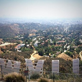 Hike to the Hollywood sign - Bucket List Ideas