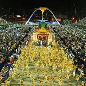 Participate to Rio carnival - Bucket List Ideas
