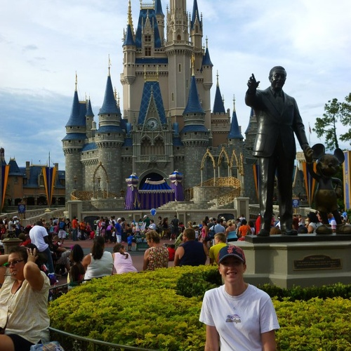 GO TO DISNEY WORLD! - Bucket List Ideas