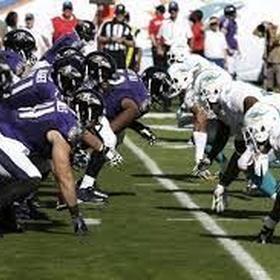 Dolphins vs Ravens - Bucket List Ideas
