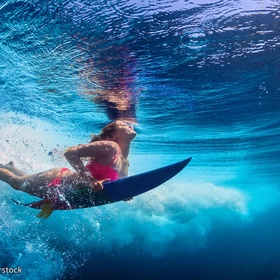 Go surfing in Bali | Indonesia - Bucket List Ideas