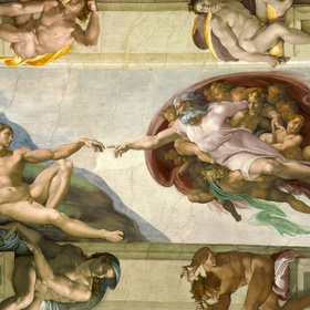 Visit the Sistine Chapel - Bucket List Ideas