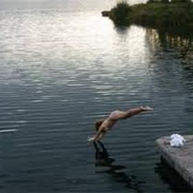 Go wild swimming - Bucket List Ideas
