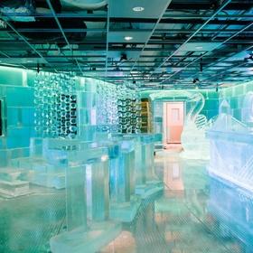 Go to an Ice Bar - Bucket List Ideas