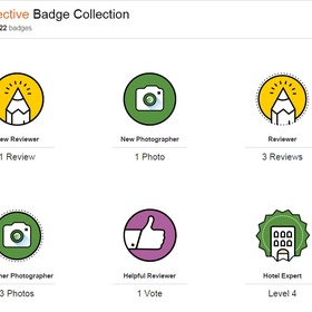 Earn Every Badge on TripAdvisor - Bucket List Ideas