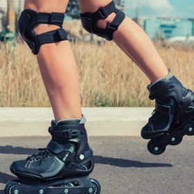 Learn how to rollerblade - Bucket List Ideas