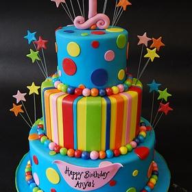 Bake a 3 tier cake - Bucket List Ideas