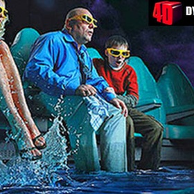 Experience a 4DX Movie - Bucket List Ideas