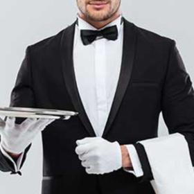 Go on a luxury holiday where I have a butler - Bucket List Ideas