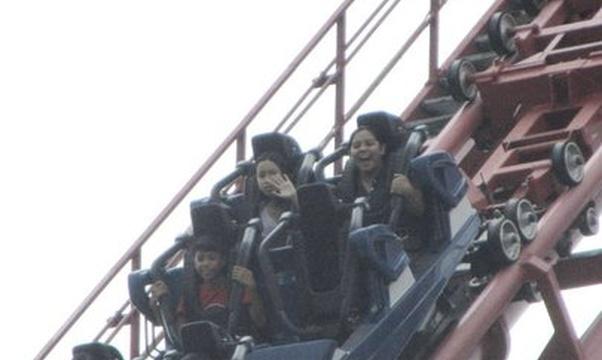 Ride a roller coaster - Bucket List Ideas