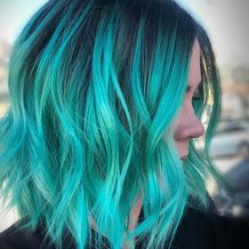 Dye my hair turquiose - Bucket List Ideas