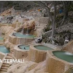 Visit las grutas de tolantongo - Bucket List Ideas