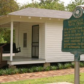 Visit the House Where Elvis Presley Was Born - Bucket List Ideas