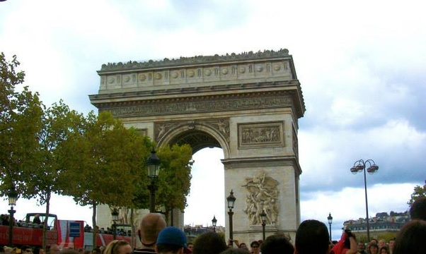 See the Arc de Triomphe - Bucket List Ideas