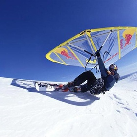 Learn to ride a kitewing - Bucket List Ideas