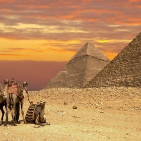 Visit the pyramids in egypt - Bucket List Ideas