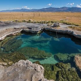 Visit Meadow Hot Spring, Utah - Bucket List Ideas