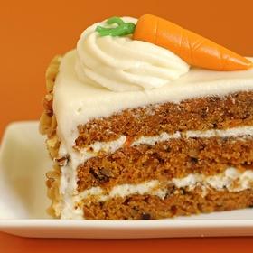 Food: Bake a carrot cake - Bucket List Ideas