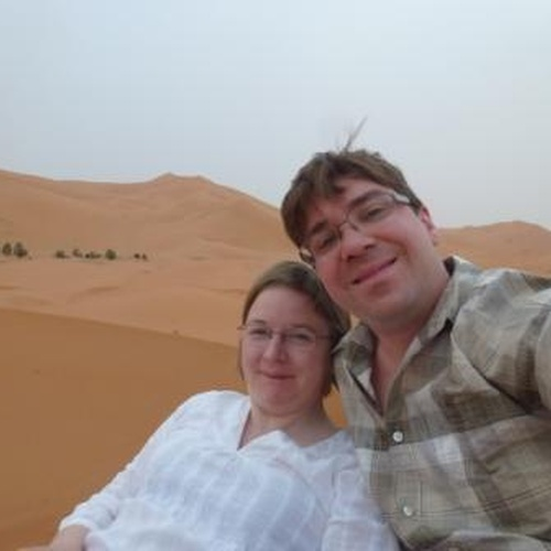 Go to a desert with sand dunes - Bucket List Ideas