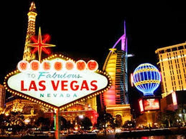 Party in Las Vegas, Nevada - Bucket List Ideas