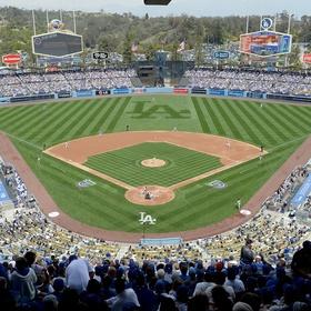 Attend a baseball game at Dodger Stadium - Bucket List Ideas