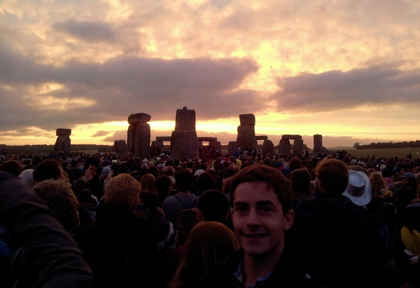 Spend the summer solstice at Stonehenge - Bucket List Ideas