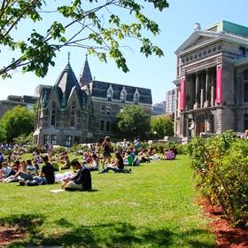 Drink on-campus - Bucket List Ideas