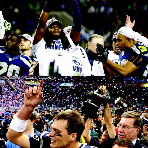 Go to Super Bowl XLIX - Bucket List Ideas