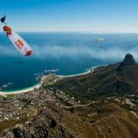 Tandem paraglide off Lion's Head - Bucket List Ideas
