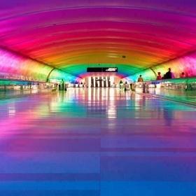 Visit a cool airport - Bucket List Ideas
