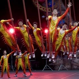 Go to a circus - Bucket List Ideas
