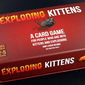 Get the Exploding Kittens Card Game - Bucket List Ideas