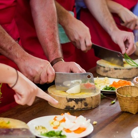Go to a cooking class - Bucket List Ideas