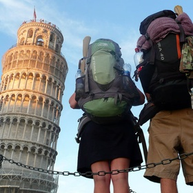 Go backpacking in Europe - Bucket List Ideas