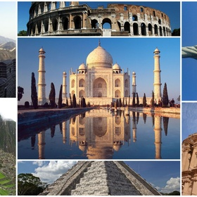 Visit the New 7 Wonders of the World - Bucket List Ideas